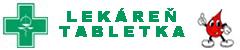 Logo Lekáreň TABLETKA